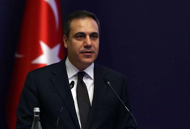 MİT Müsteşarı Fidan istifa etti