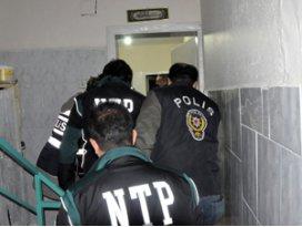 Konyada uyuşturucu operasyonunda 13 tutuklama