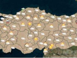 Meteoroloji uyardı: Bugünden itibaren dikkat!