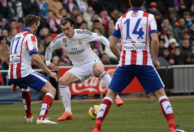 Atletico Madrid lideri farklı yendi