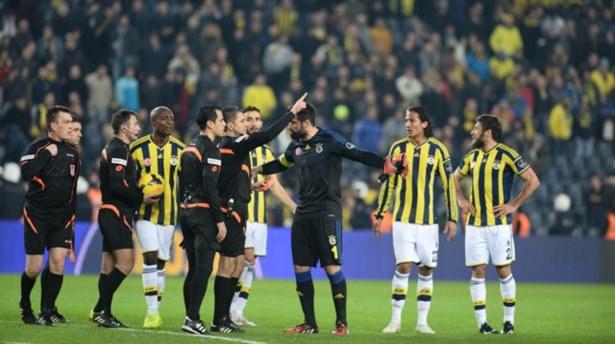 Maç sonrası kırmızı kart