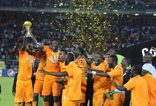 Fildişi Sahili Afrika şampiyonu