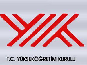 YÖK Genel Kurulu, Prof. Dr. Yusuf Ziya Özcanın başkanlığında toplandı.