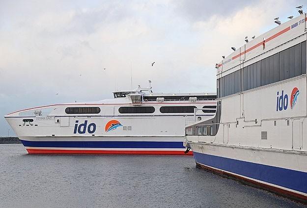 İDO geçen yıl 47,5 milyon yolcu taşıdı