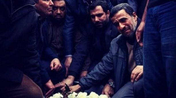 Ahmedinejadı yıkan ölüm