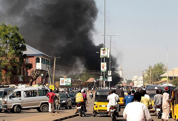 Nijeryada intihar saldırısı: 9 ölü