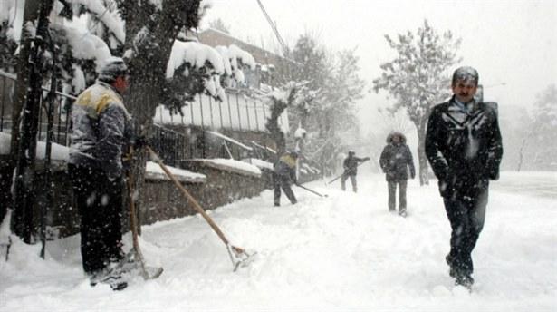 İstanbula kar geri dönüyor