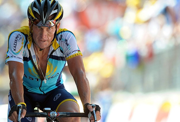 Armstronga 10 milyon dolar ceza