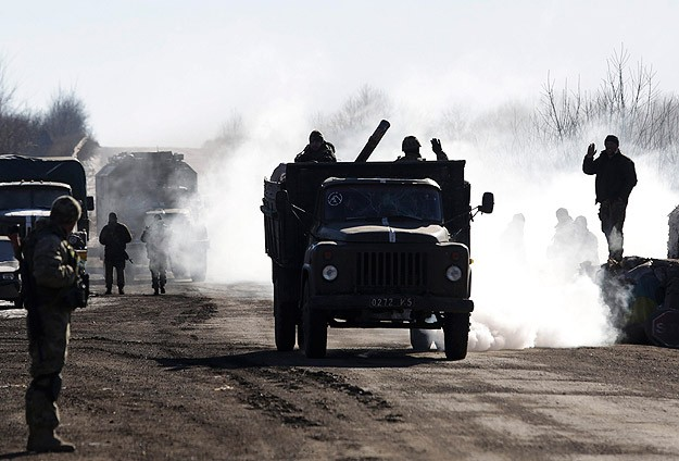 Ukraynada ateşkese rağmen çatışmalar sürüyor