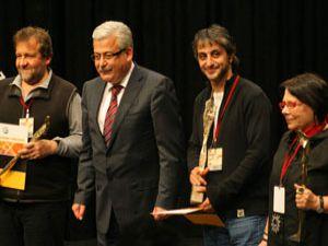 Kısa-ca Film Festivali sona erdi