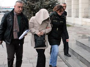 Konya'daki cinayetin şüphelileri adliyede