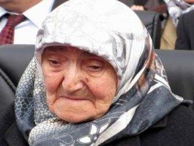 Merhum Muhsin Yazıcıoğlunun annesi vefat etti