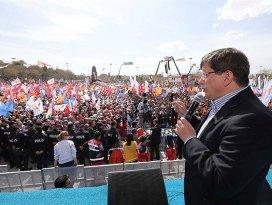 Başbakan Ahmet Davutoğlu başvurusunu yaptı