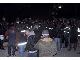 Ege Üniversitesinde gerginlik: 6 gözaltı