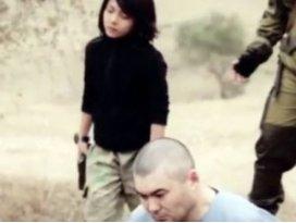IŞİD çocukları yetiştiriyor