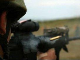 Türkiye sınırında çatışma: 1 şehit