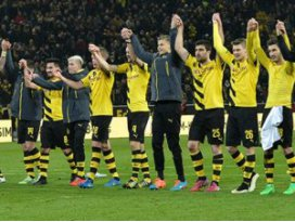 Dortmund, Stuttgartı 3-2 Yendi