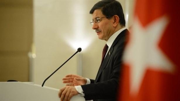 Davutoğlundan Süleyman Şah açıklaması