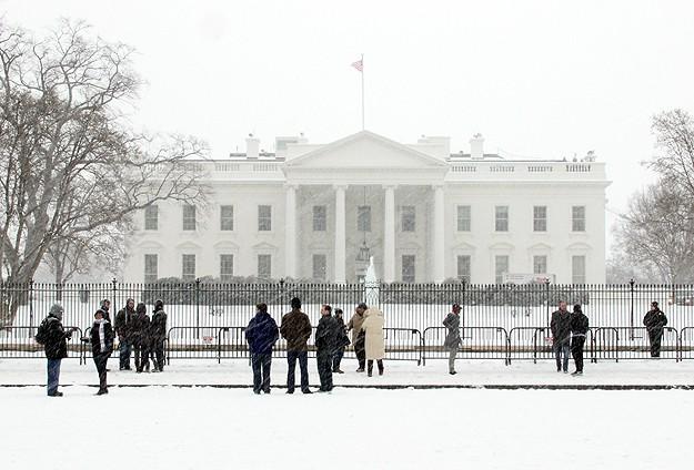 ABD Sibirya Ekspresinin etkisi altında