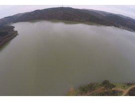 İstanbulun 4 barajı yüzde 100 doldu