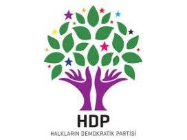 HDP Sincan İlçe Başkanlığına saldırı