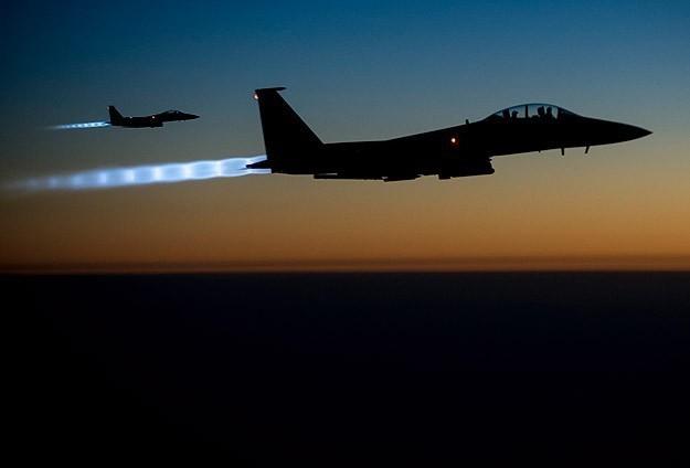 Irak ve Suriyede IŞİDe ağır darbe