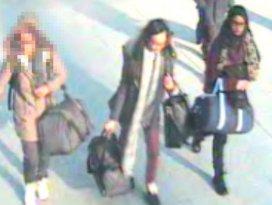 Aranan İngiliz 3 genç kız Suriyede olabilir