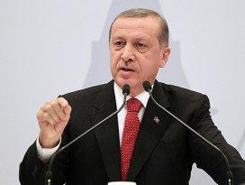 Erdoğandan yeni anayasa ve başkanlık sistemi vurgusu