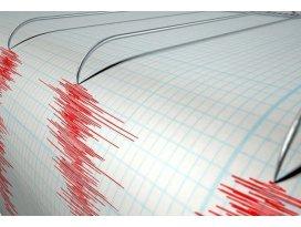 Kütahyada 4,2 büyüklüğünde deprem