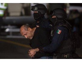 Uyuşturucu kartelinin lideri yakalandı