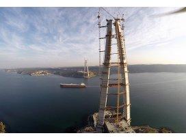 Türkiyenin çehresi mega projelerle değişiyor
