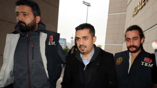 Mehmet Baransuya casusluk gözaltısı