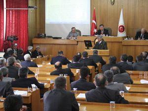 Konya İl Genel Meclisinde yeni komisyon