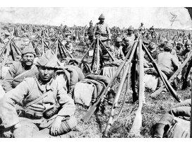 Bir subayın günlüğünden Çanakkale Savaşı