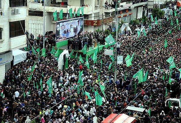 Hamasın kurucularından Hasenat vefat etti