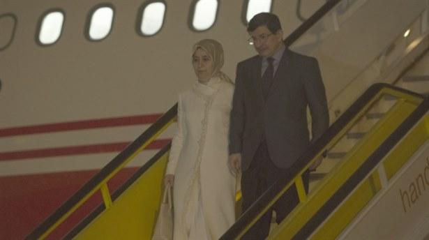 Başbakan Davutoğlu Portekizde