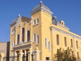 Türkiyenin en büyük sinagogu restore edildi