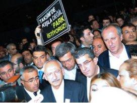 CHPnin Birleşik Haziran Hareketiyle kaos planı