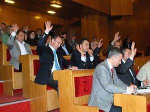 Meram encümen üyelerini seçti