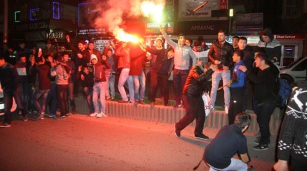 Bu ilde Fenerbahçelilere kutlama izni verilmedi!