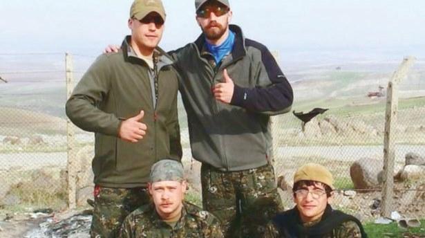 Bunlar da PYD'nin yabancı savaşçıları