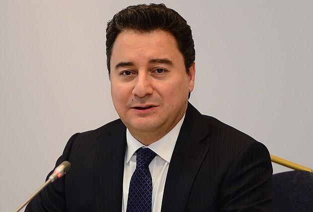 HDPden Babacan hakkında gensoru önergesi
