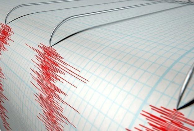 Akdenizde iki deprem