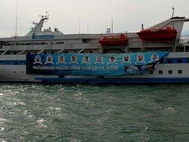 Mavi Marmara gemisinde keşif yapılacak