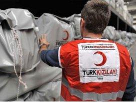 Türk Kızılayı 4 yıldır Suriyelilerin yanında