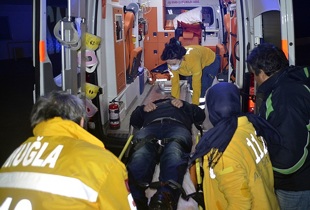 Bodrumda tekne battı: 5 ölü