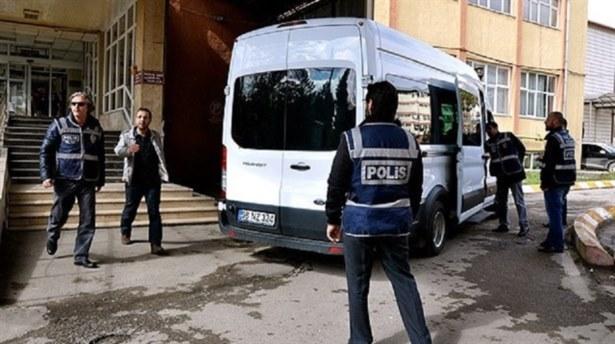 Paralel yapı operasyonunda 3 tutuklama