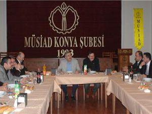 MÜSİAD-AKTİSAD el ele Konya zirveye!