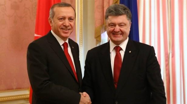 Erdoğan: Ukraynaya 10 milyon dolar bağışladık