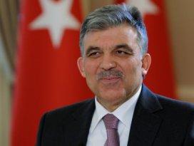 Abdullah Gülün vakfına onay çıktı